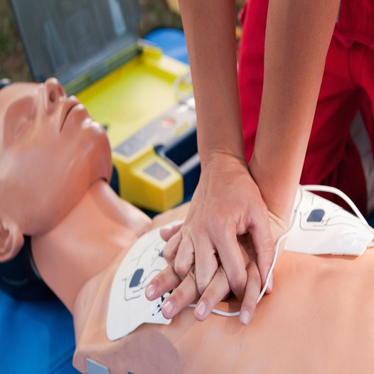 1ST AID/CPR/AED